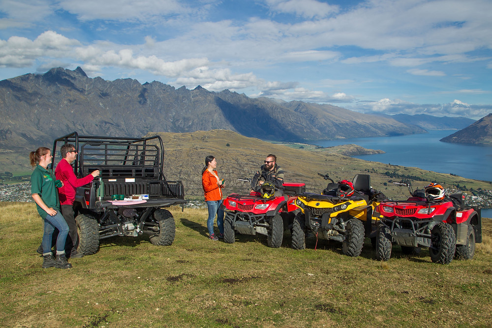 Queenstown Quad Safari New Zealand