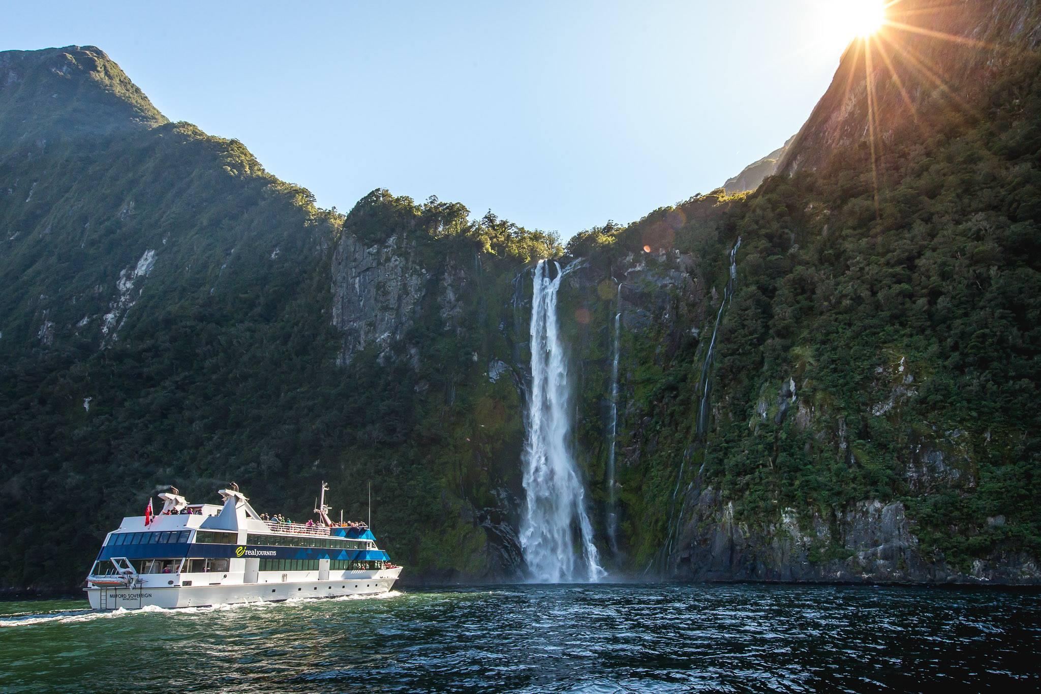 Milford Sound, Fiordland, New Zealand attractions, New Zealand activities