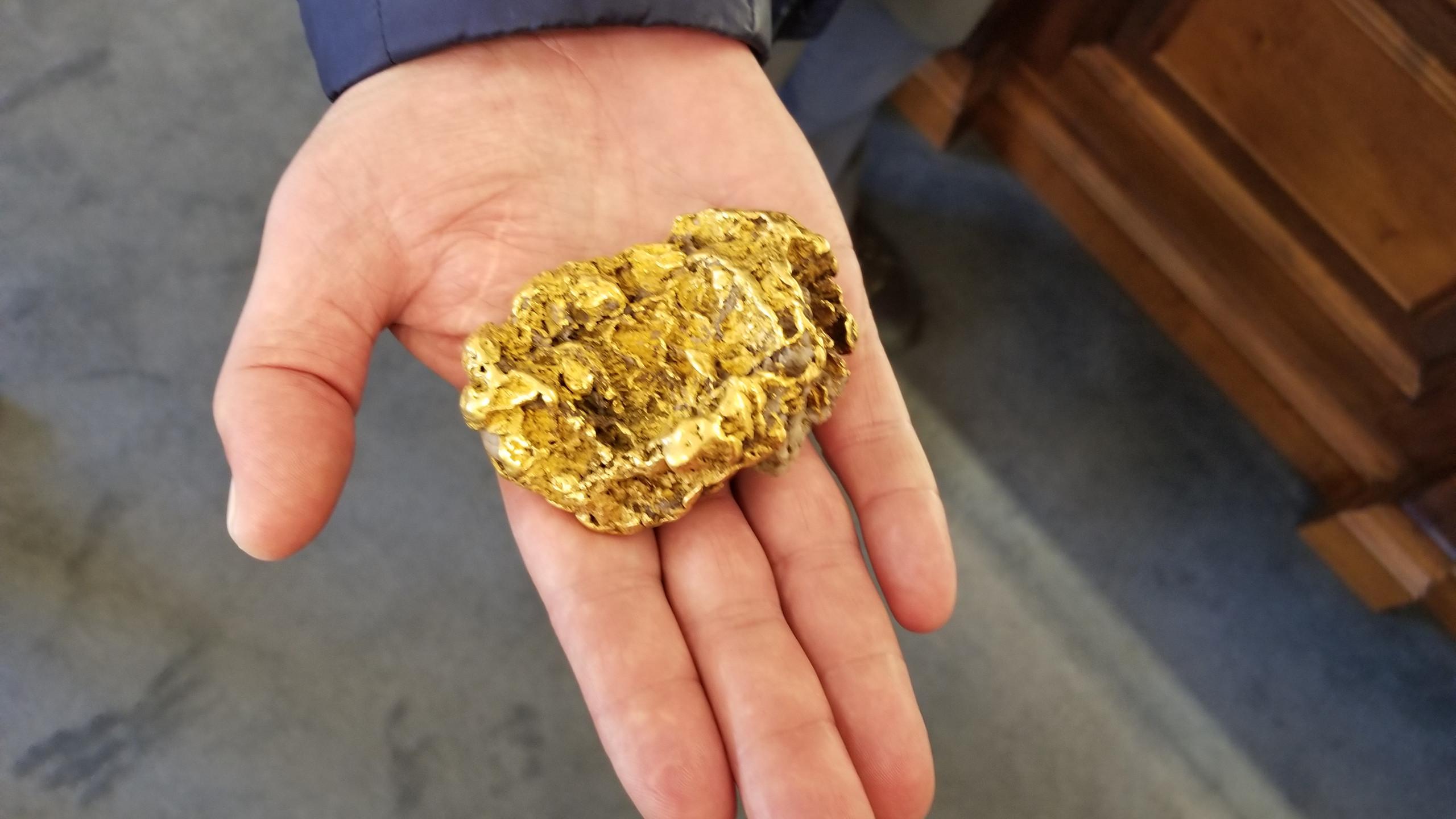 Золото Новая Зеландия