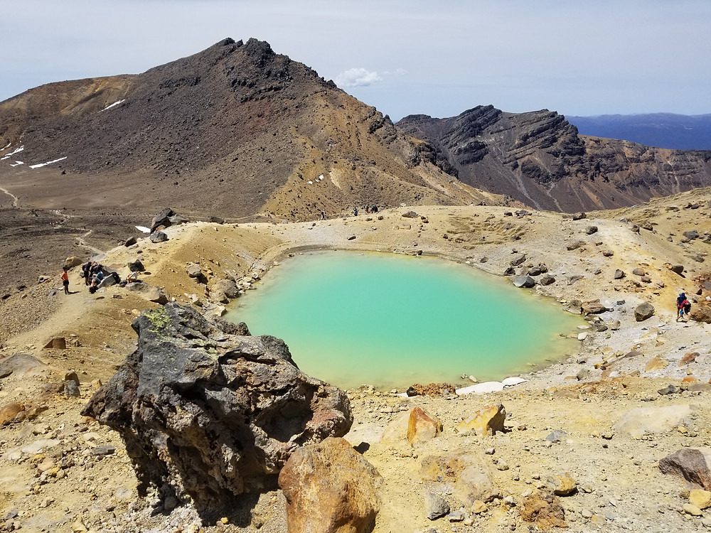 Tongariro Crossing, New Zealand activities, tours of New Zealand, New Zealand travel blog