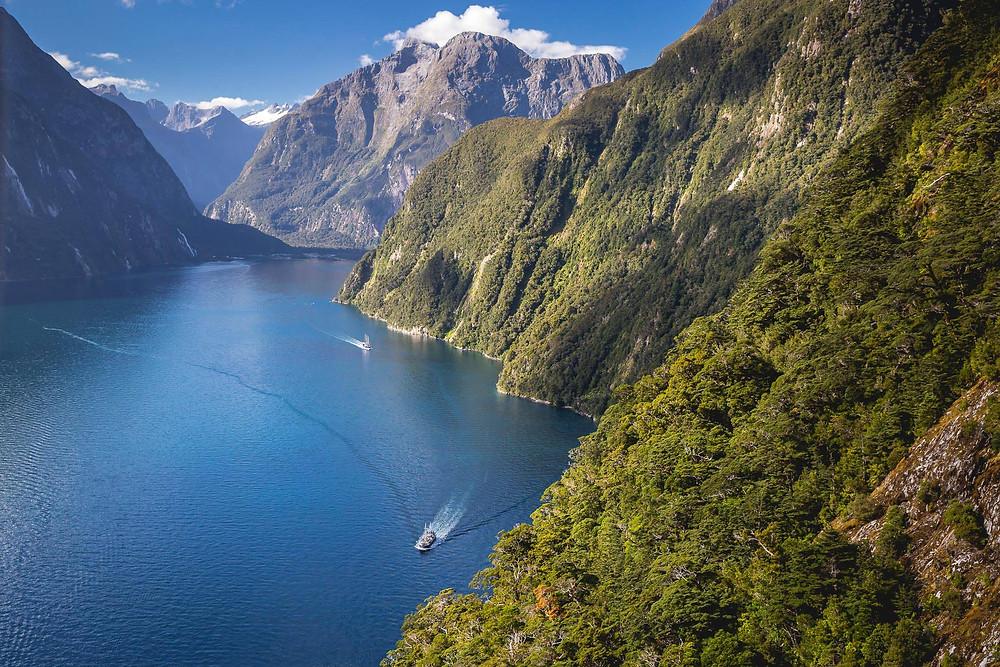 Милфорд Саунд, Новая Зеландия, туры в Новую Зеландию