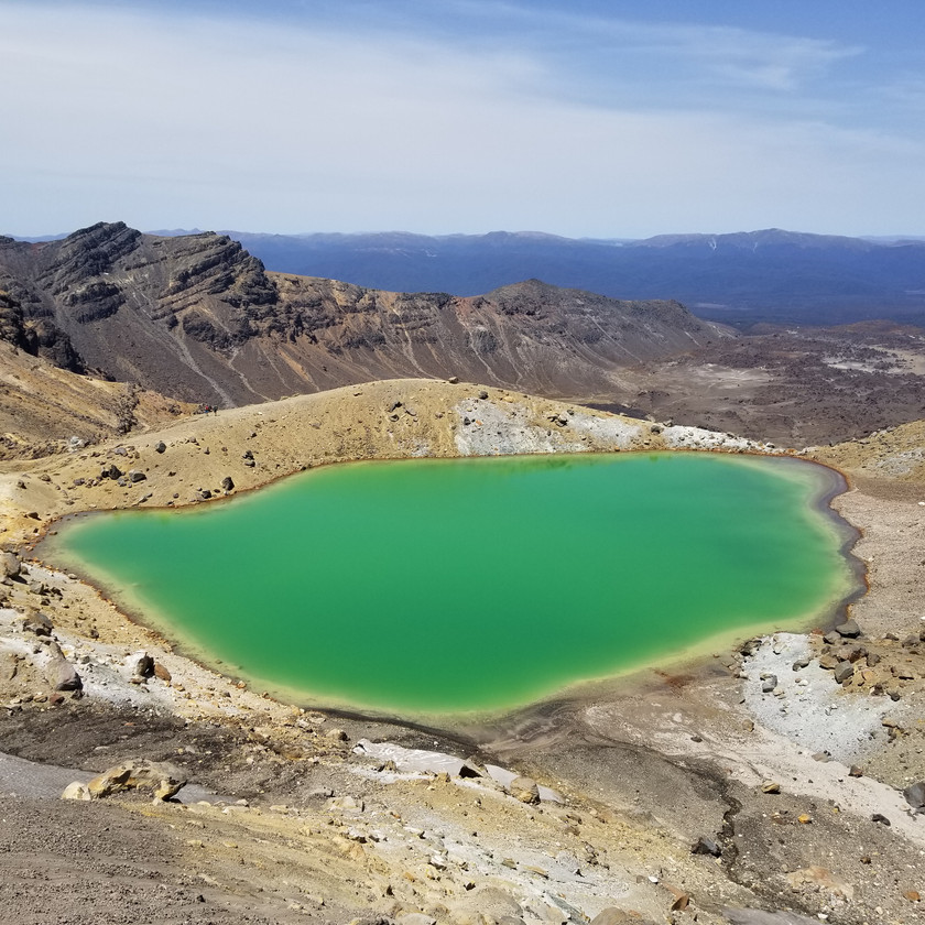Tongariro Crossing, New Zealand activities, tours to New Zealand