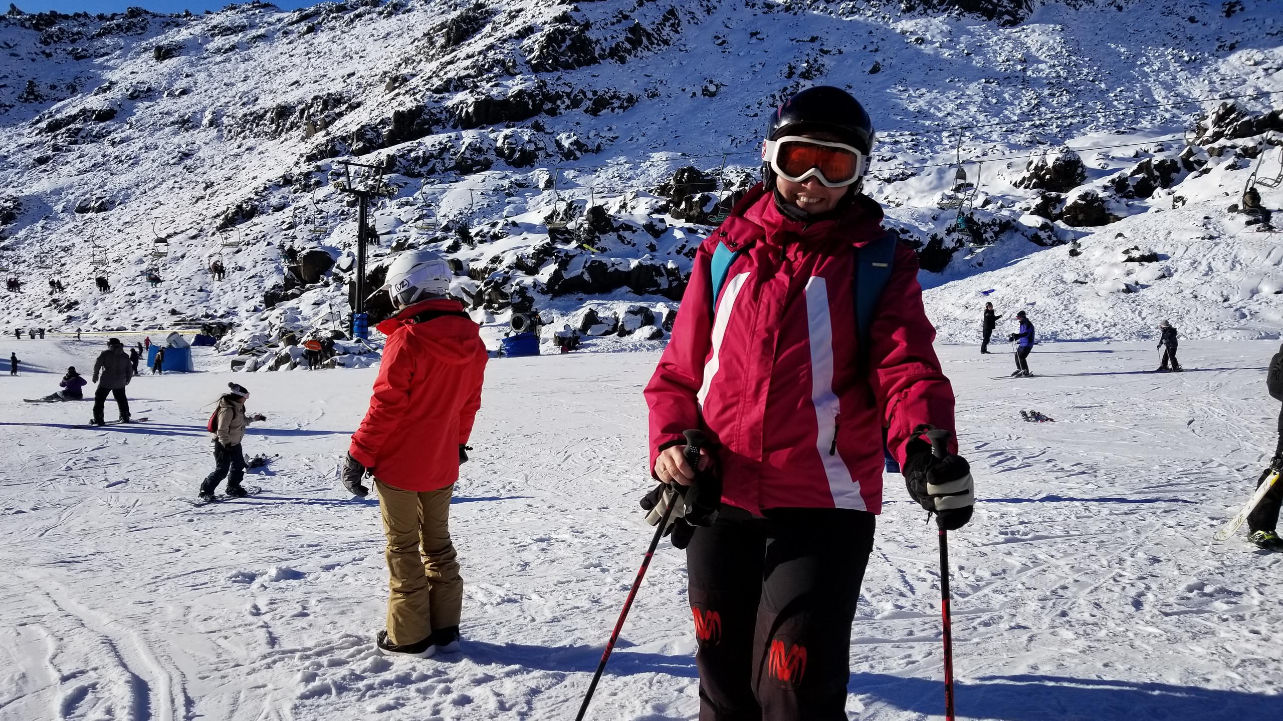 Cardrona Ski Field Queenstown New Zealand