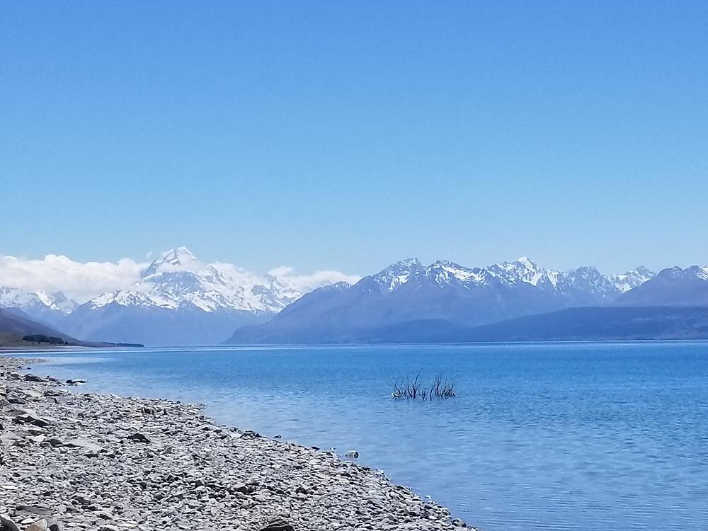 Гора Кука, Новая Зеландия. Туры в Новую Зеландию.