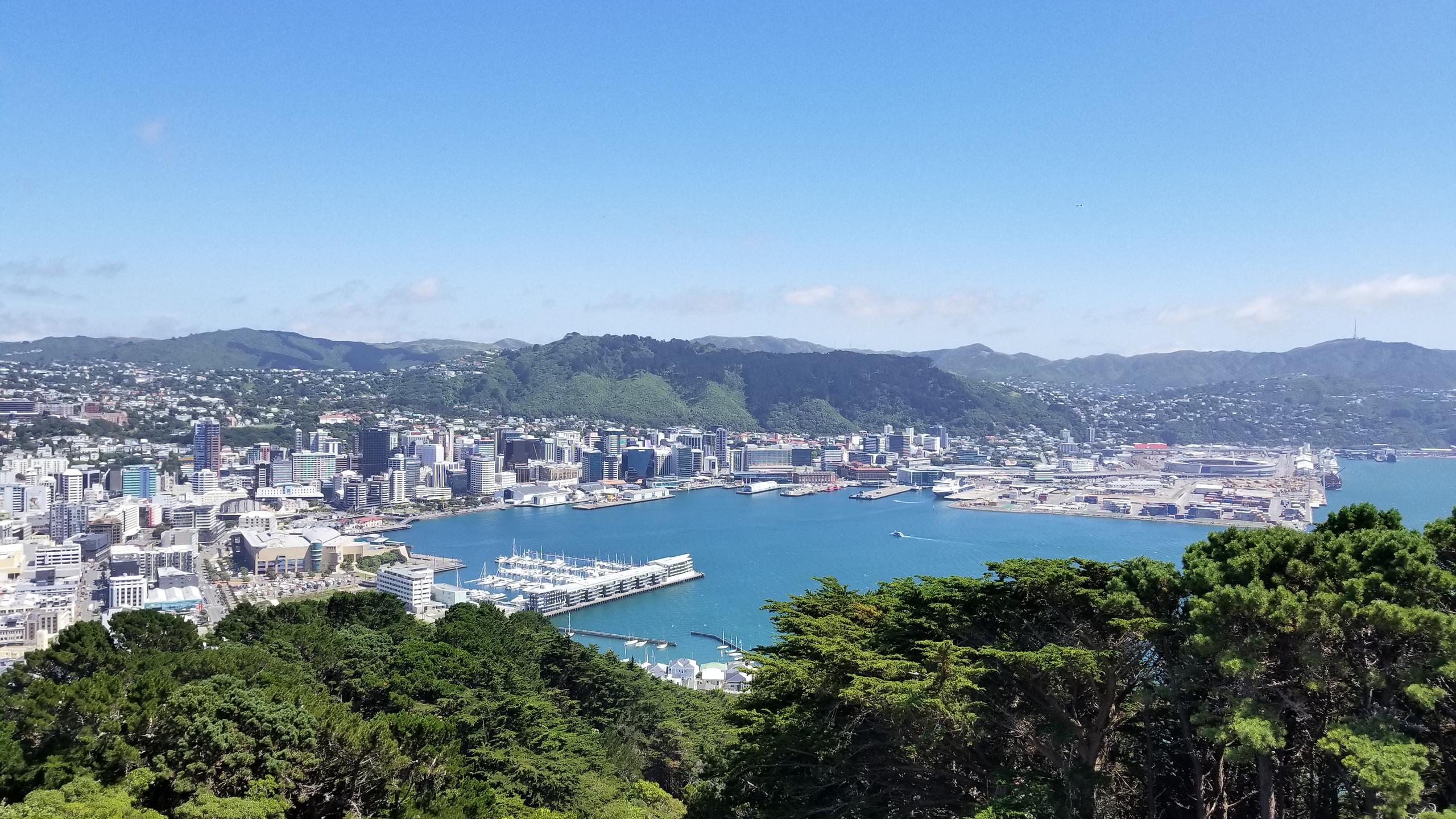 Wellington, New Zealand activities, tours of New Zealand