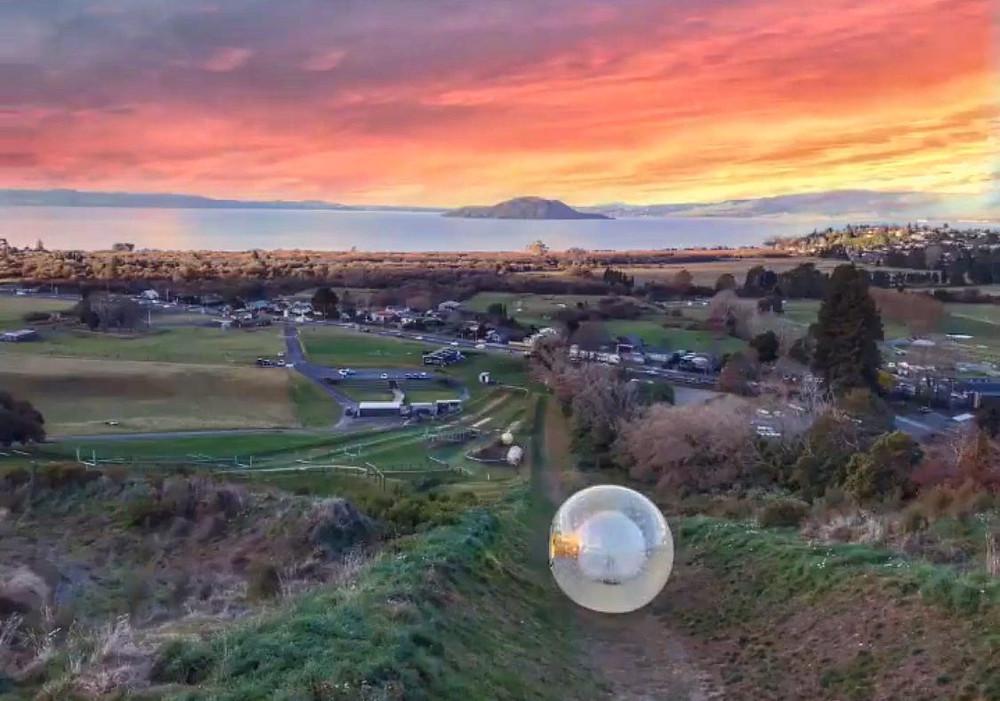 Зорбинг Роторуа, Новая Зеландия, туры в Новую Зеландию
