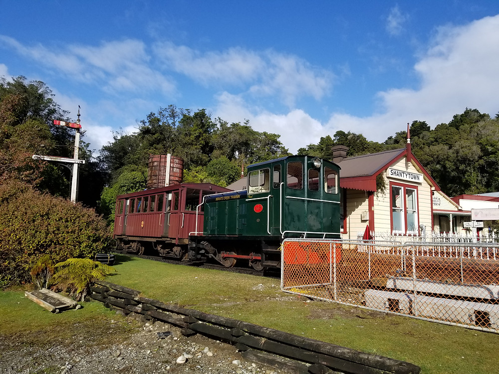 Shantytown Heritage Park New Zealand