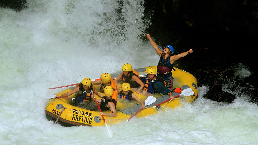 Rotorua Rafting Kaituna River