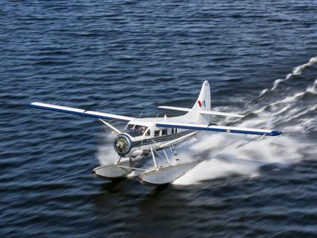 Редкие профессии в туристической сфере Новой Зеландии. Пилот гидросамолёта.