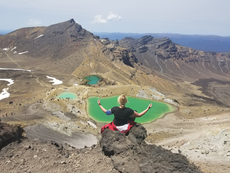 Unforgettable Tongariro Crossing