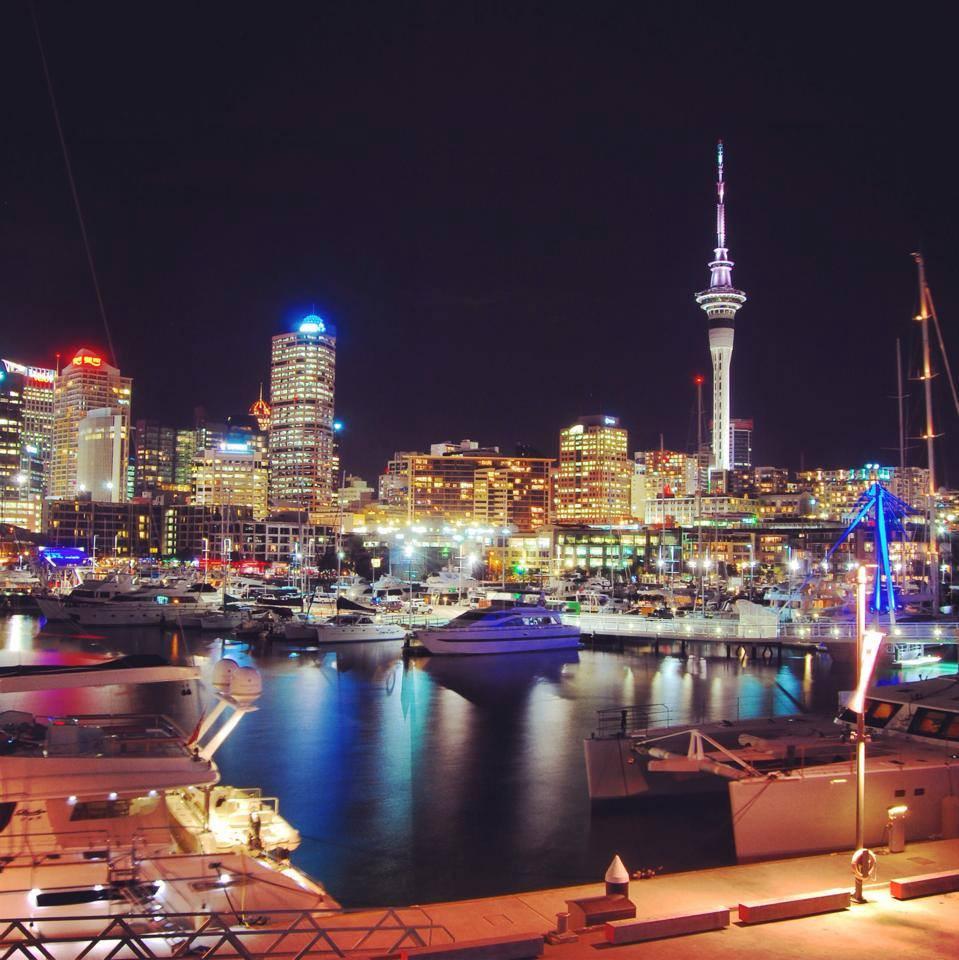 Окленд, Новая Зеландия, Туры в Новую Зеландию
