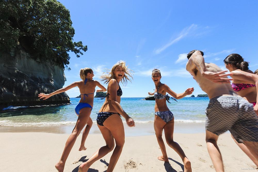 Коромандел, Новая Зеландия. Туры в Новую Зеландию.