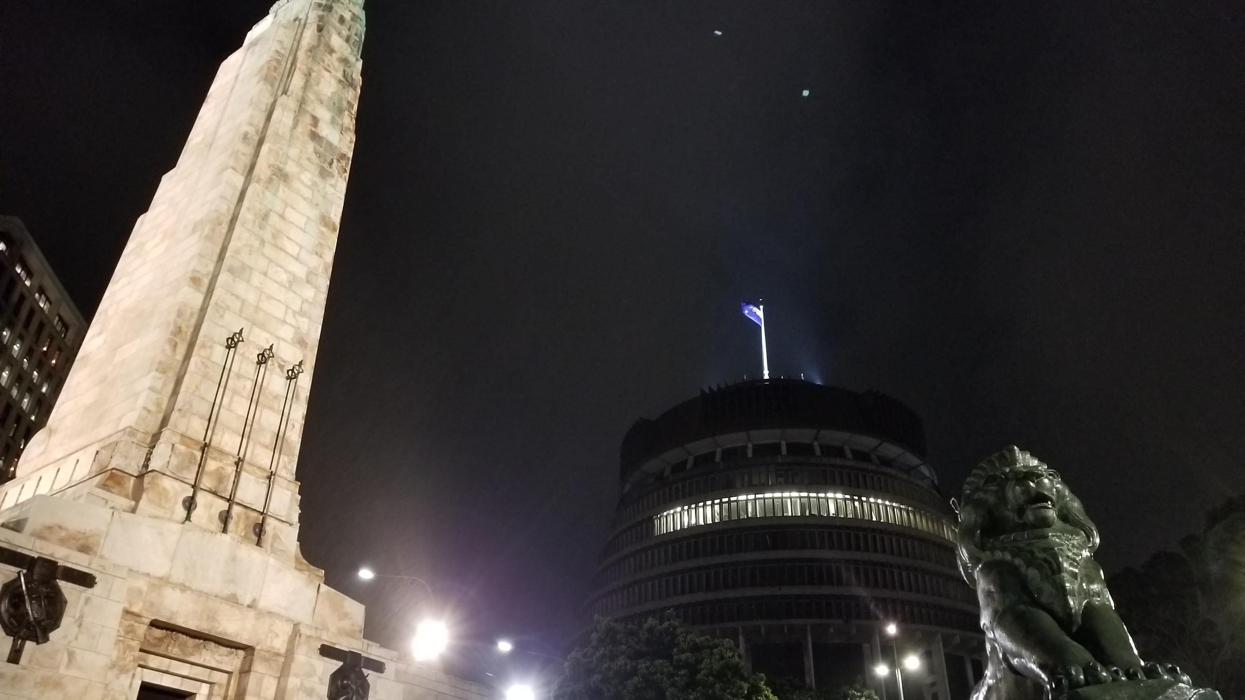 Wellington parliament, New Zealand activities, tours of New Zealand