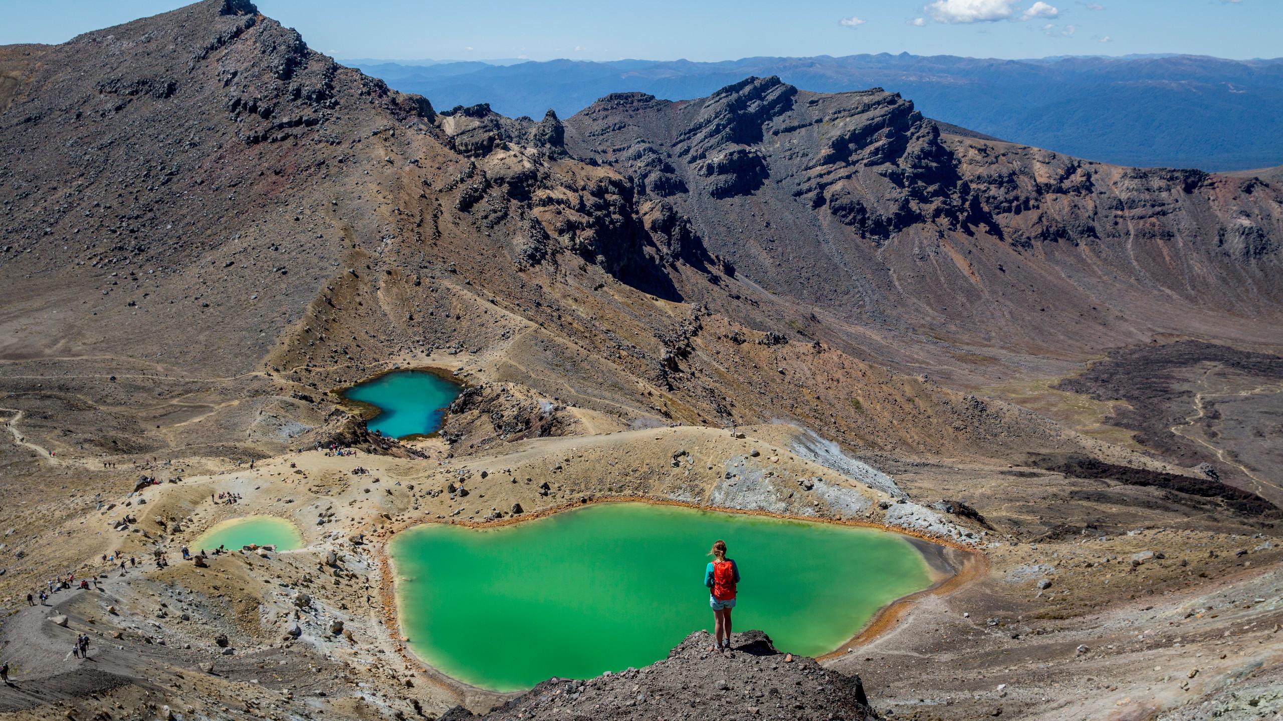 Tongariro crossing, New Zealand attractions, New Zealand activities