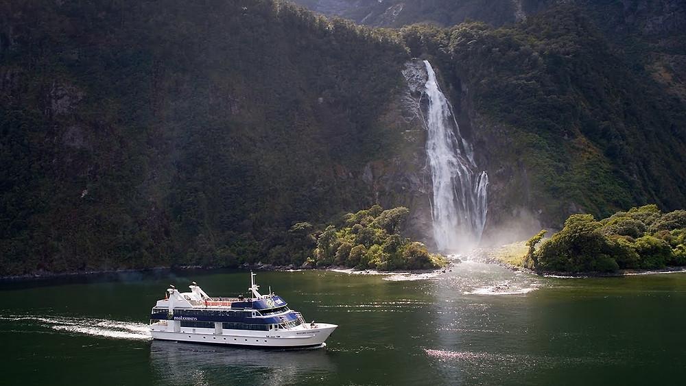 Милфорд Саунд, Новая Зеландия. Тур в Австралию и Новую Зеландию.