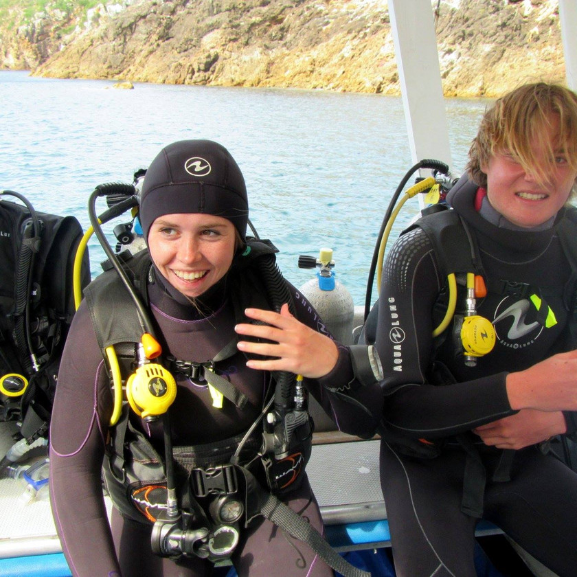 Discover Scuba near Poor Knights Islands