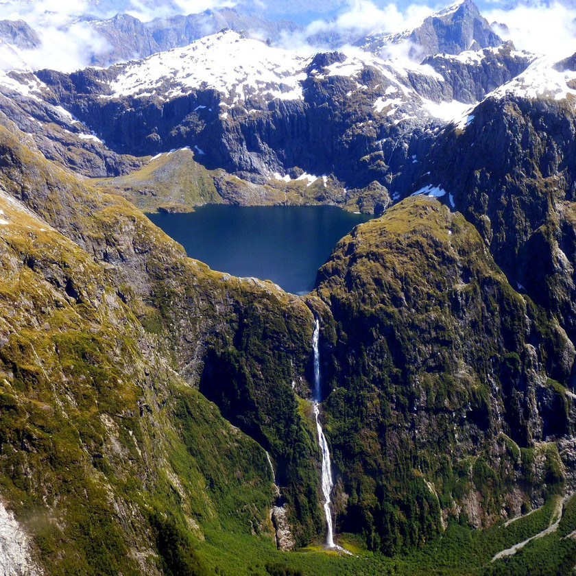 Milford Sound Fly/Scenic Cruise/Fly ex Queenstown