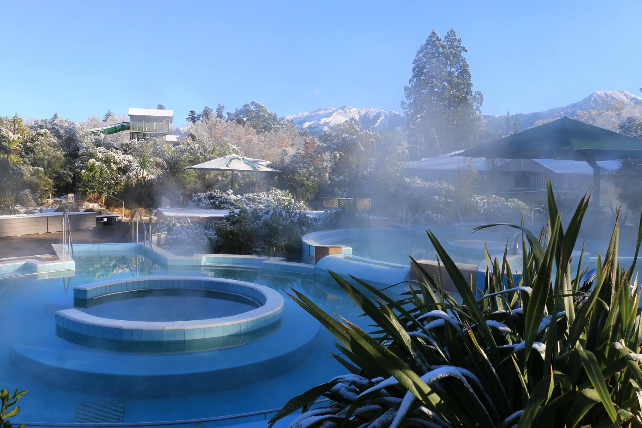Hanmer Springs New Zealand