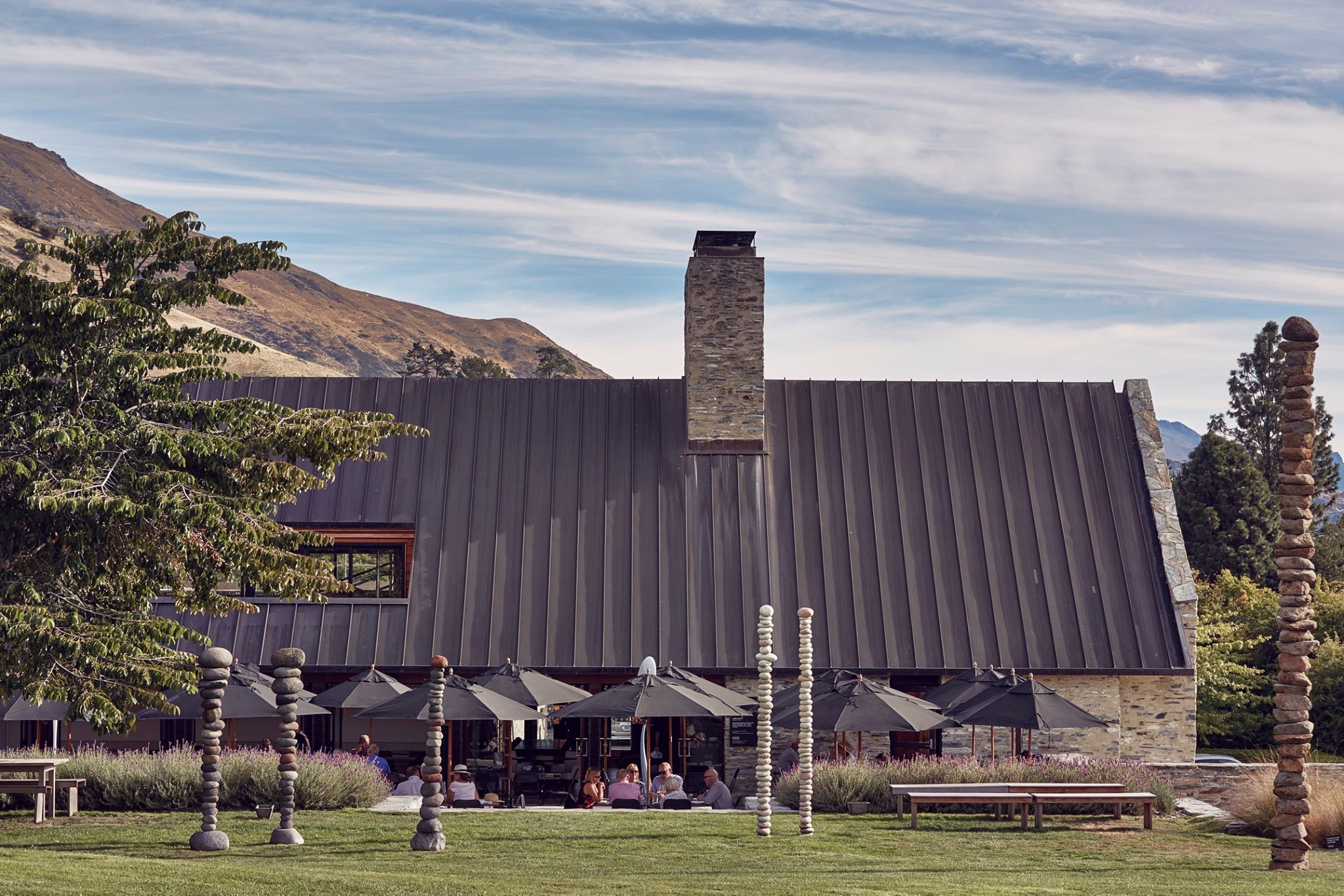 Amisfield winery, Queenstown, New Zealand wine, New Zealand travel blog
