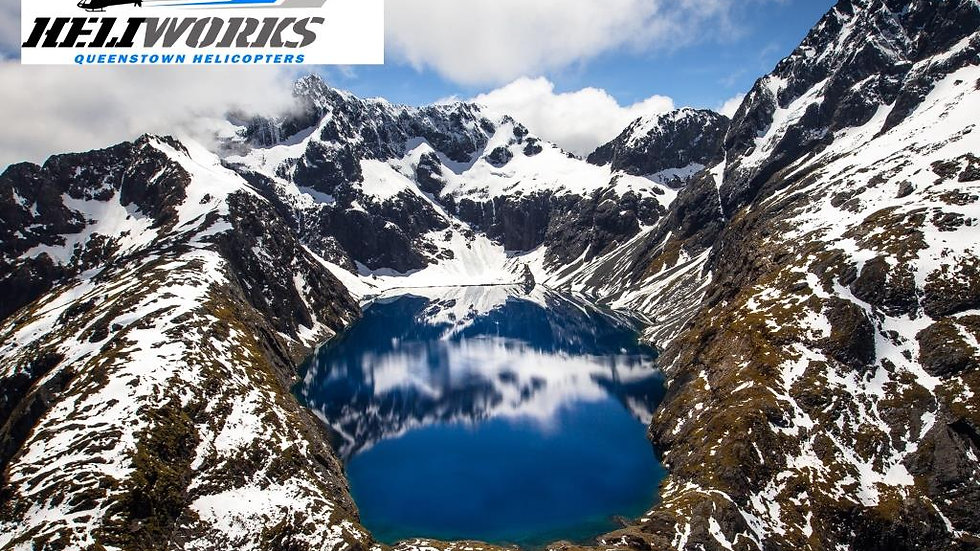 Heliworks Helicopters Fiordland's Finest Queenstown