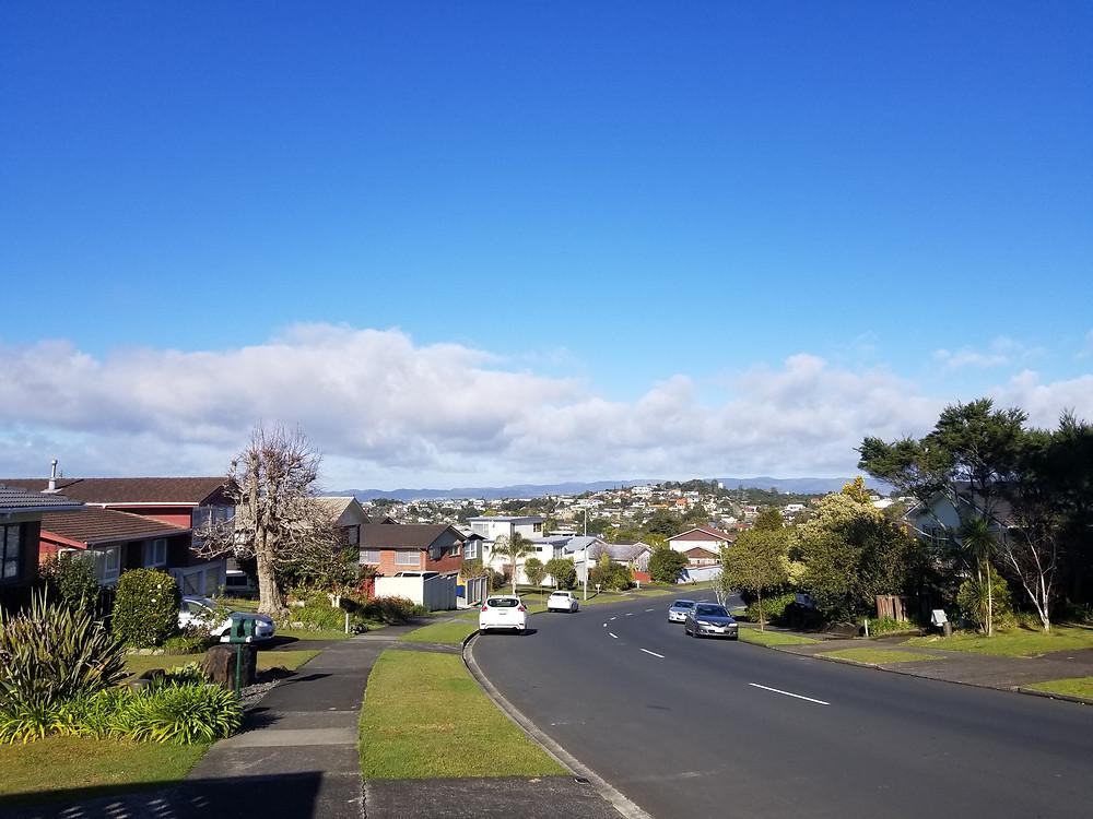 выбираем место жительства в Окленде Новая Зеландия