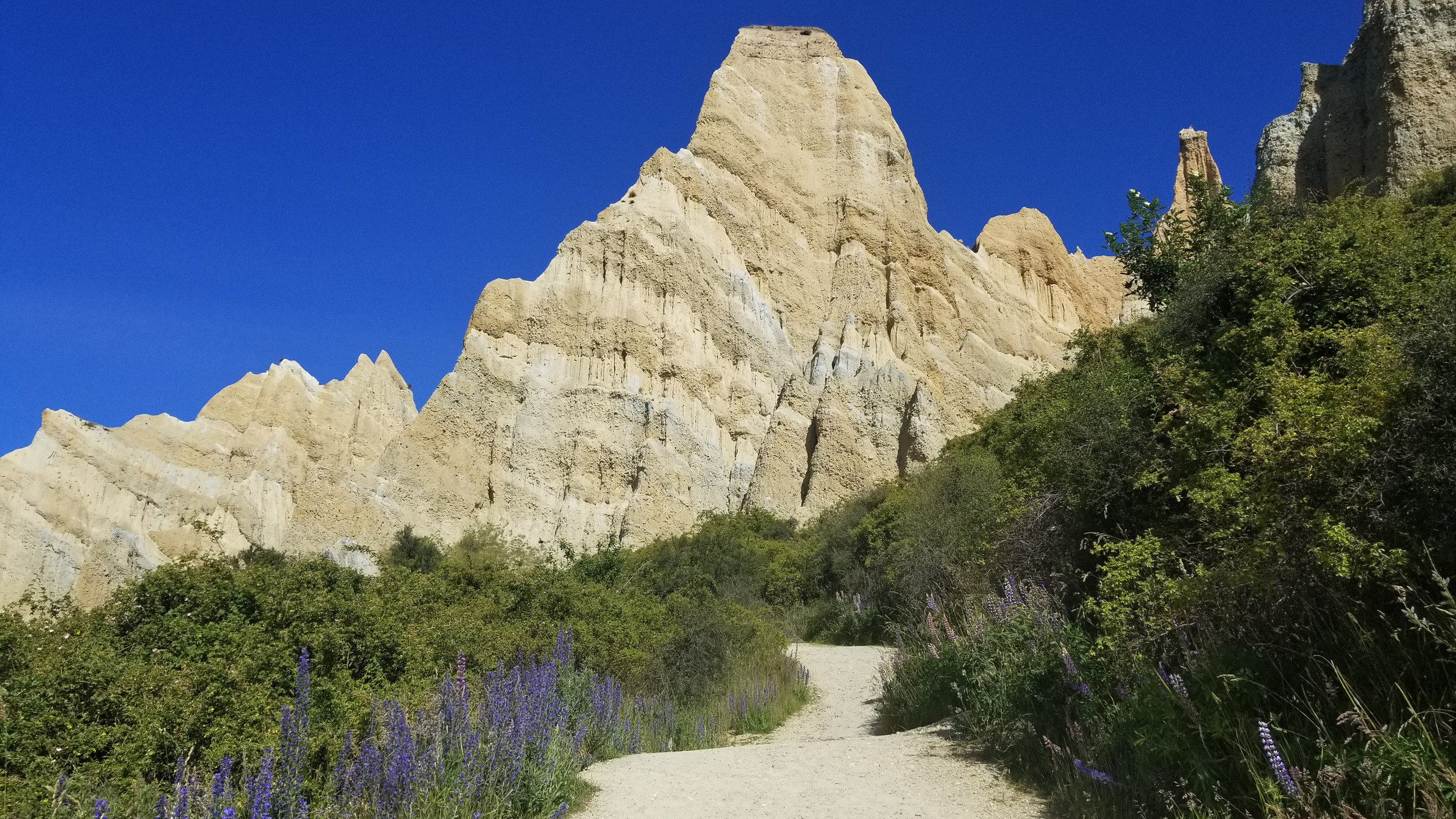 Clay Cliffs, New Zealand attractions, New Zealand activities, what to visit in New Zealand