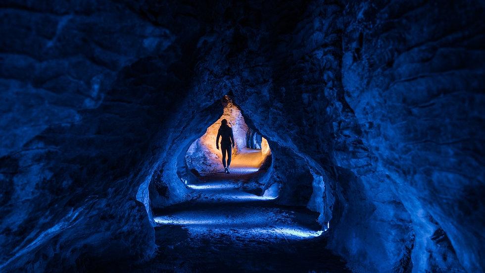 Пещера Руакури, Вайтомо, Новая Зеландия. Туры в Новую Зеландию. Экскурсии в Новой Зеландии.