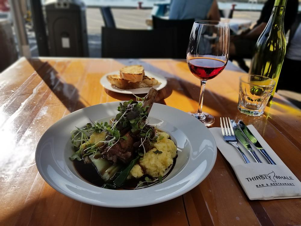 рестораны в новой зеландии
