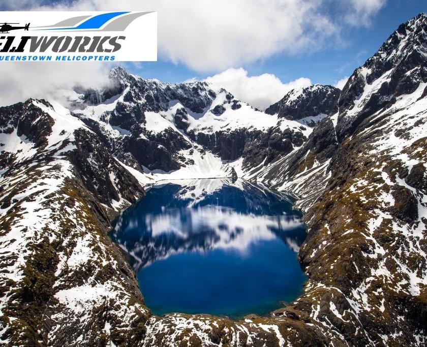 Helicopter Tour Fiordland's Finest ex Queenstown