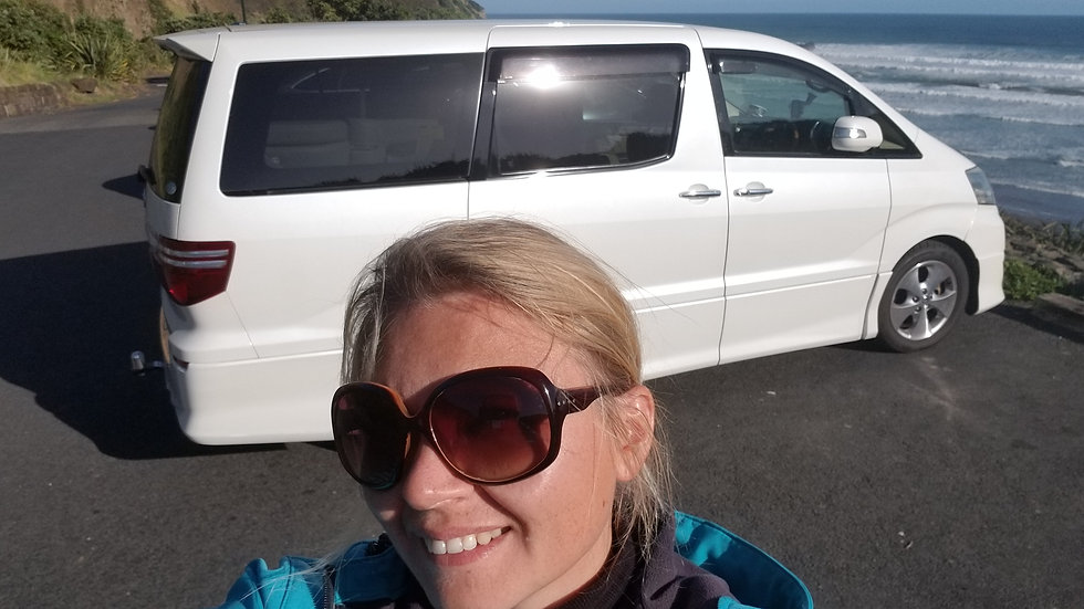Гид в Новой Зеландии Валерия Кузнецова. Туры в Новую Зеландию. Экскурсии в Новой Зеландии.