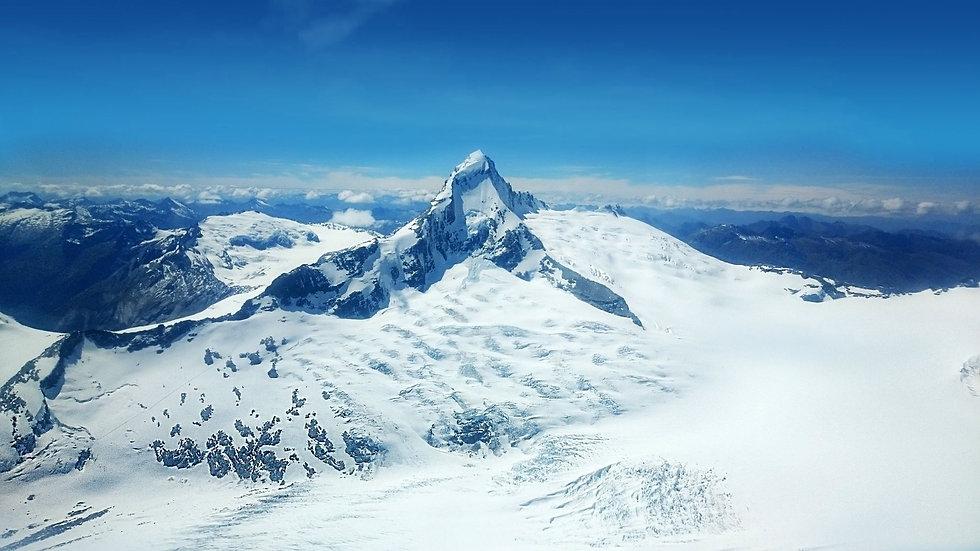 Glacier Close Up Flying Adventure Wanaka New Zealand