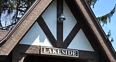 Lakeside Park gazebo
