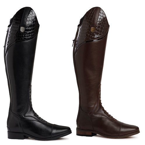 Mountain Horse Sovereign LUX Field Boot - BROWN