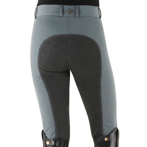 Ovation Celebrity  EuroWeave DX Front Zip Full Seat Breeches - Ladies'