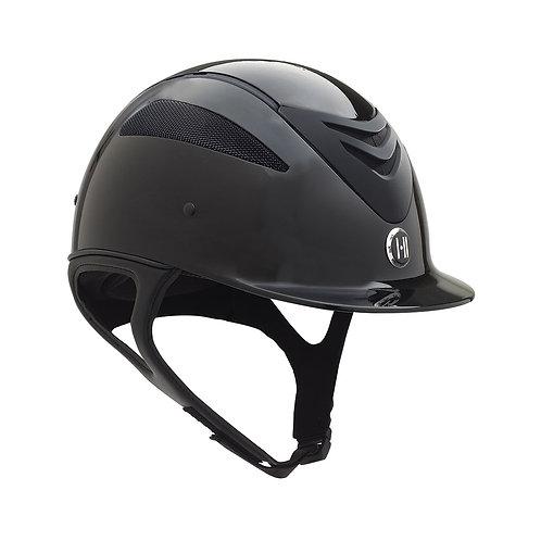 One K Defender Helmet - Black Gloss & Matte