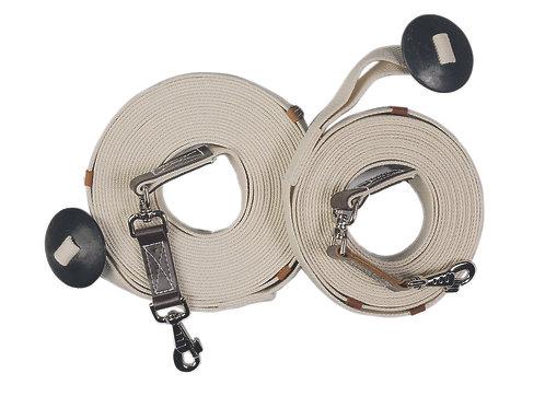 Centaur Poly-Cotton Web 25' Lunge Line w-Donut