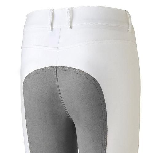 Ovation Aqua-X Full Seat Breeches - Ladies' WHT