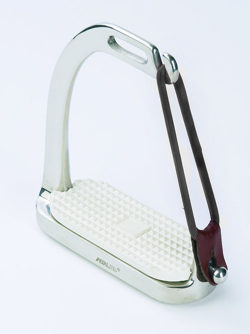 Centaur Stainless steel Fillis Peacock Stirrups