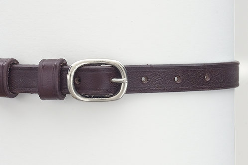 Ovation English Leather Spur Strap