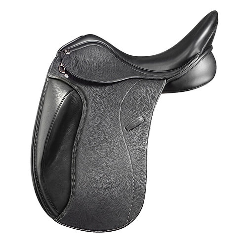 PDS Carl Hester Grande II Saddle with 9 Inch Blocks