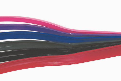 Equi-Essentials Curved Plastic Sweat Scraper