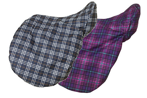 Centaur Close Contact 600D Waterproof Breathable Fleece Lined Saddle Cover