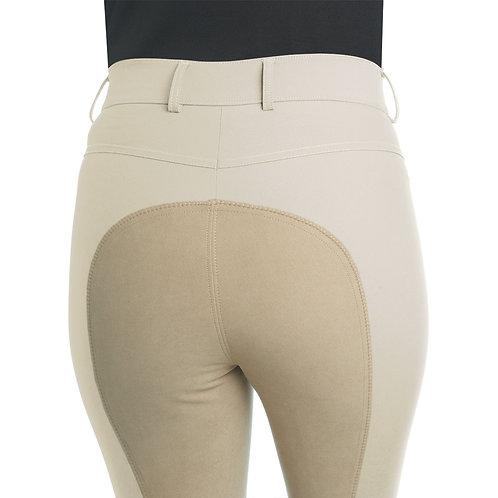 Ovation Aqua-X Full Seat Breeches - Ladies' BEIGE