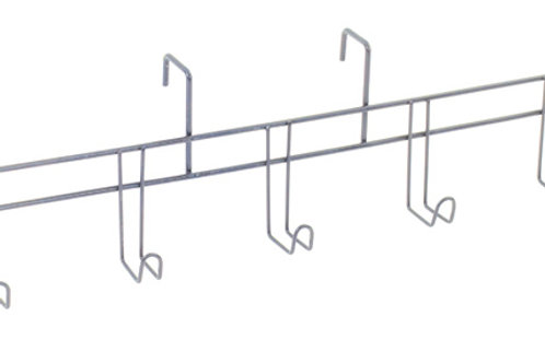 Equi-Essentials Wire 5-Hook Bridle Rack