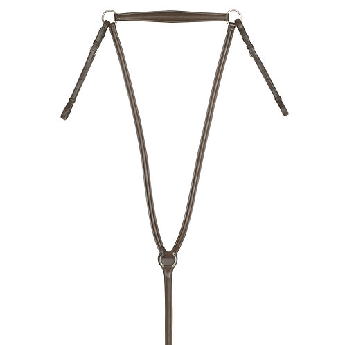 Ovation Elite Collection- 3-Point Raised Breastplate