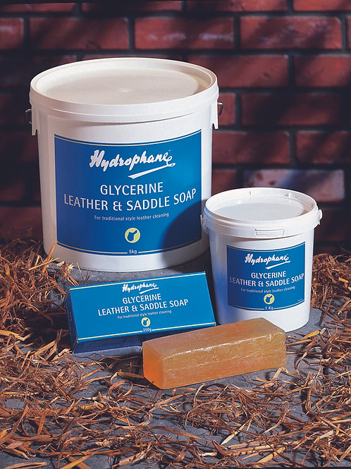 Hydrophane  Glycerin Saddle Soap
