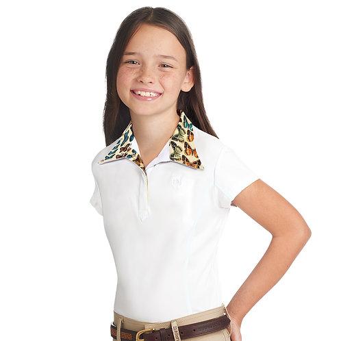 Romfh Sarah Child's Show Shirt- Short Sleeve