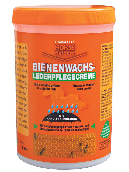 Pharmaka Bienenwachs Leather Cream- 1L