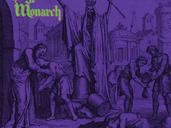 """Review of Crypt Monarch - """"The Necronaut"""""""
