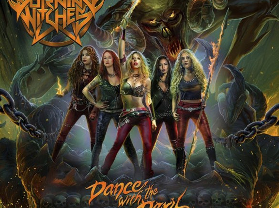 """Review of Burning Witches - """"Dance with the Devil"""""""